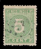 Nederlands Indië 1883-1890 - 21 - Gebruikt