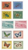 Nederlands Nieuw Guinea 1960-1961 - Nr. 63-72 - Postfris