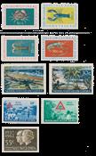 Nederlands Nieuw Guinea 1962 - Nr. 73-81 - Postfris