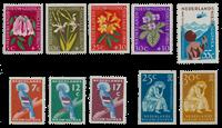 Nederlands Nieuw Guinea 1959-1960 - Nr. 53-62 - Postfris