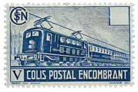 France - Colis postaux YT 182 - Neuf avec charnières