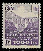 Frankrig - Pakkeporto YT 181 - Ubrugt