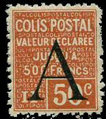 France - Colis postaux YT 84 - Neuf avec charnières