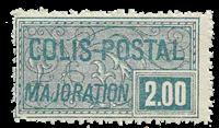 France - Colis postaux YT 79 - Neuf avec charnières
