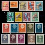 Nederlands Nieuw Guinea 1962 - Nr. 1-19 - Ongebruikt