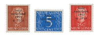 Nederlands Nieuw Guinea 1953 - Nr. 22-24 - Ongebruikt