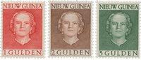 Nederlands Nieuw Guinea 1950-1952 - Nr. 19-21 - Ongebruikt