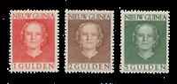 Nederlands Nieuw Guinea 1950/1952 - NVPH 19/21 - Ongebruikt