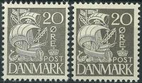 Danmark - 1933-39