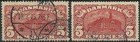Danmark - 1912-15