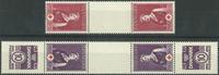 Danemark - Tête-Bêche - 1940