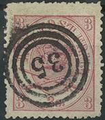 Danemark - 1870