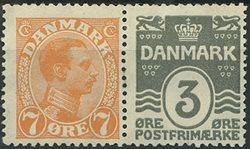 Danmark-Automatfrimærker-1919