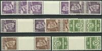 Danemark - Tête-Bêche - 1950-55