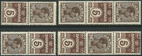 Danemark - Timbres distributeurs - 1921