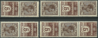 Danemark - Timbres distributeurs - 1921