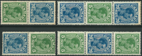 Danemark - Timbres distributeurs - 1920