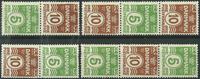 Danmark-Automatfrimærker-1932