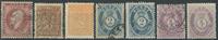 Norvège - 1856-75
