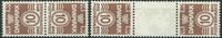 Danmark - Tête-Bêche - 1938