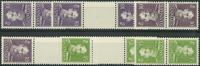 Danmark - Tête-Bêche - 1942