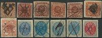 Danmark - 1854-70