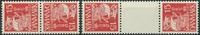 Danmark - Tête-Bêche - 1937