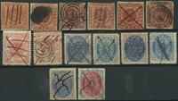 Danemark - 1854-1870