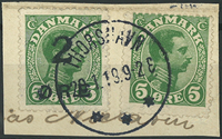Îles Féroé - 1919