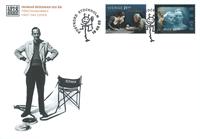 Sverige - Ingmar Bergman - Førstedagskuvert