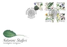 Suède - Le garde-manger de la nature - Enveloppe premier jour