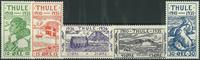 Grønland - Thule - 1935-36