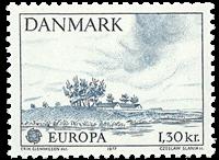 Danmark  AFA 636 *