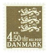 Danmark  - AFA 530 - Postfrisk