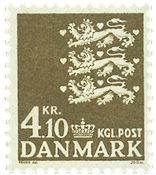 Danmark  - AFA 502 - Postfrisk