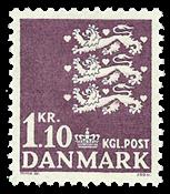 Danmark  - AFA 436 - Postfrisk