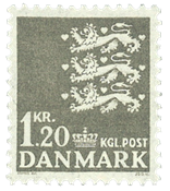 Danmark  - AFA 403 - Postfrisk