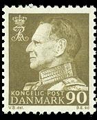 Danmark  - AFA 401 - Postfrisk