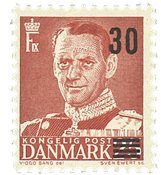 Danmark  - AFA 364 - Postfrisk
