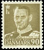 Danmark  - AFA 342 - Postfrisk
