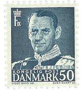 Danmark  - AFA 323 - Postfrisk