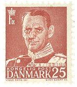 Danmark  - AFA 321 - Postfrisk