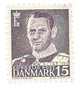 Danmark  - AFA 319 - Postfrisk