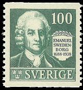 Sverige - facit 260  - postfrisk