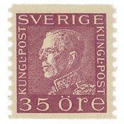 Sverige - AFA 208  - postfrisk