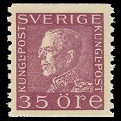 Sverige - facit 187C  - postfrisk