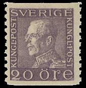 Sverige - facit 179Ae  - postfrisk
