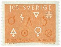 Sverige - facit 547 - postfrisk