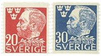 Sverige - facit 272-73 - postfrisk