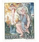 Sverige - facit 849 - postfrisk